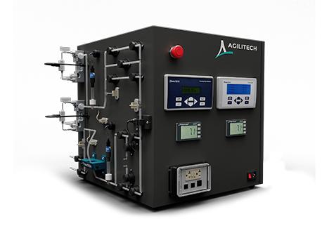 Agilitech Single-Use Chromatography System - Lab