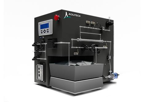 Agilitech Single-Use TFF System - Lab
