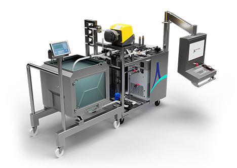 Agilitech Single-Use TFF System - Production Scale