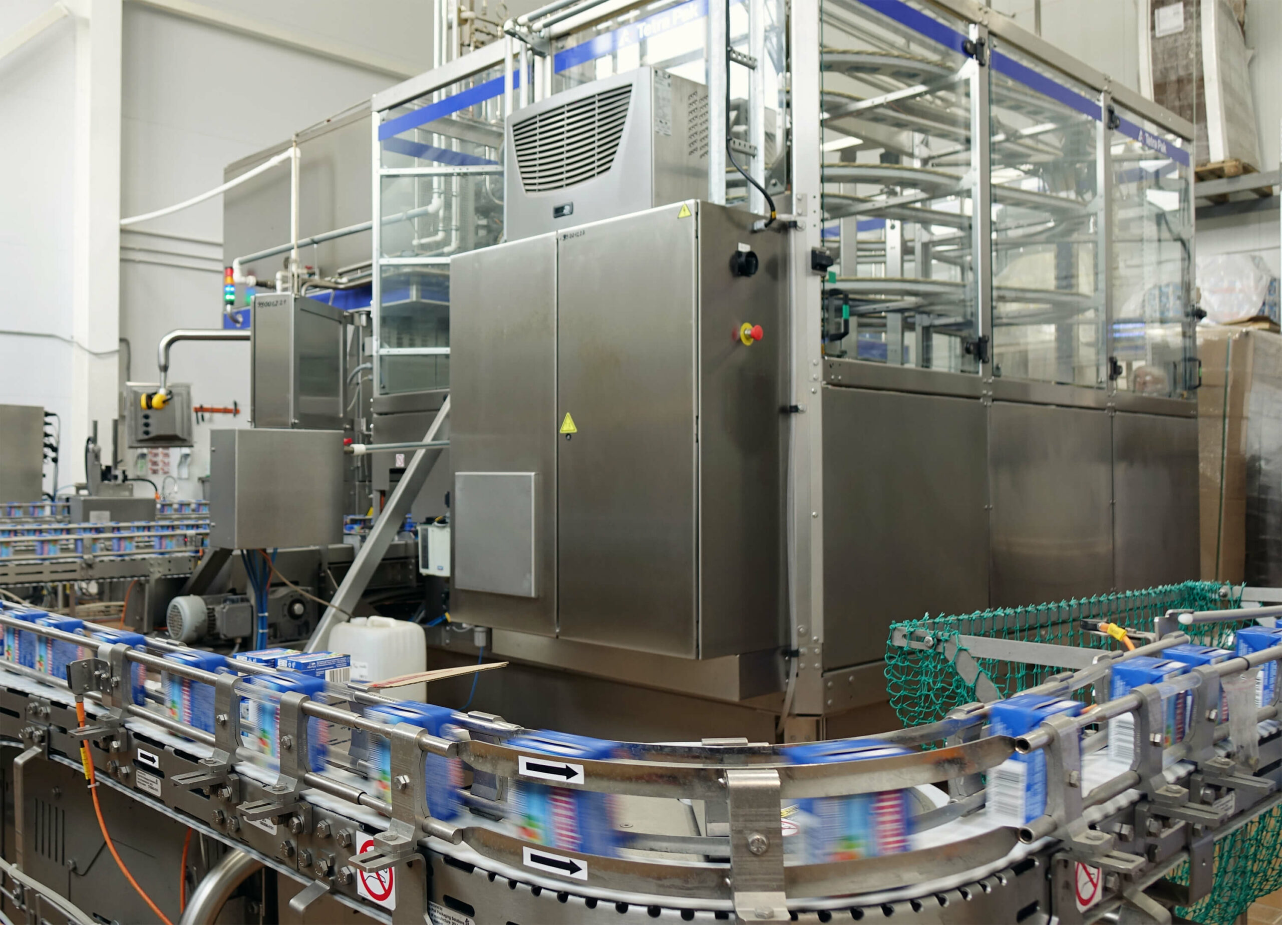 Food Manufacturing Processing/Packaging Line
